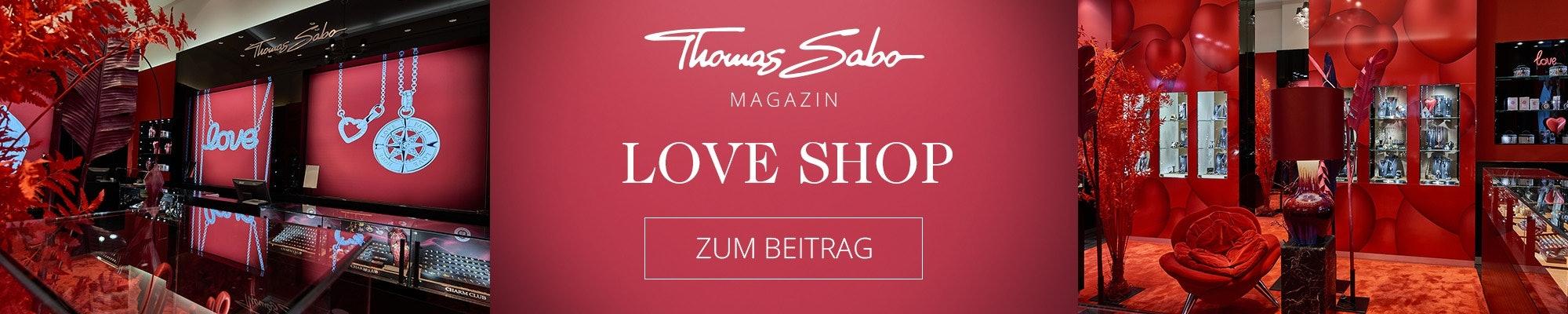STORE CONCEPT #1 – Love Shop