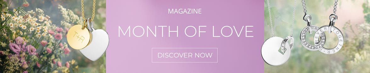 Month of Love: Everything in the sign of love & friendship