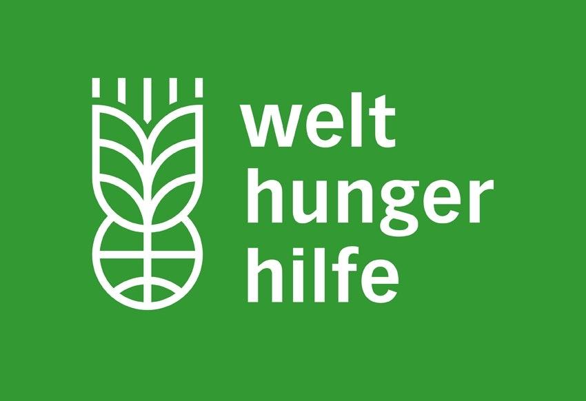 CSR-Partner von MADELEINE, Logo der Welthungerhilfe