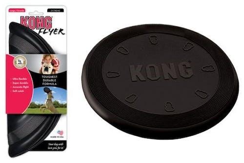 Kong - Hundespielzeug - Flyer Frisbee Extreme