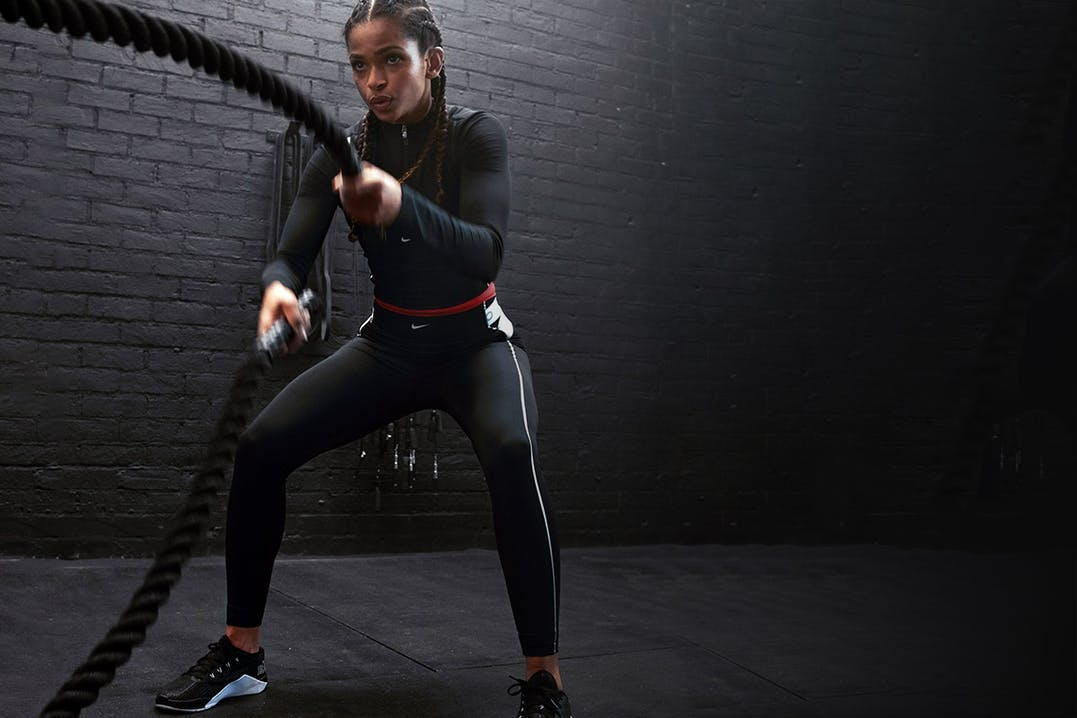 Nike Metcon beim Crossfit