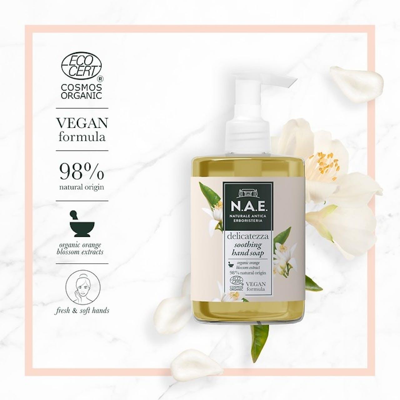 Fragrance-Free Liquid Hand Soap