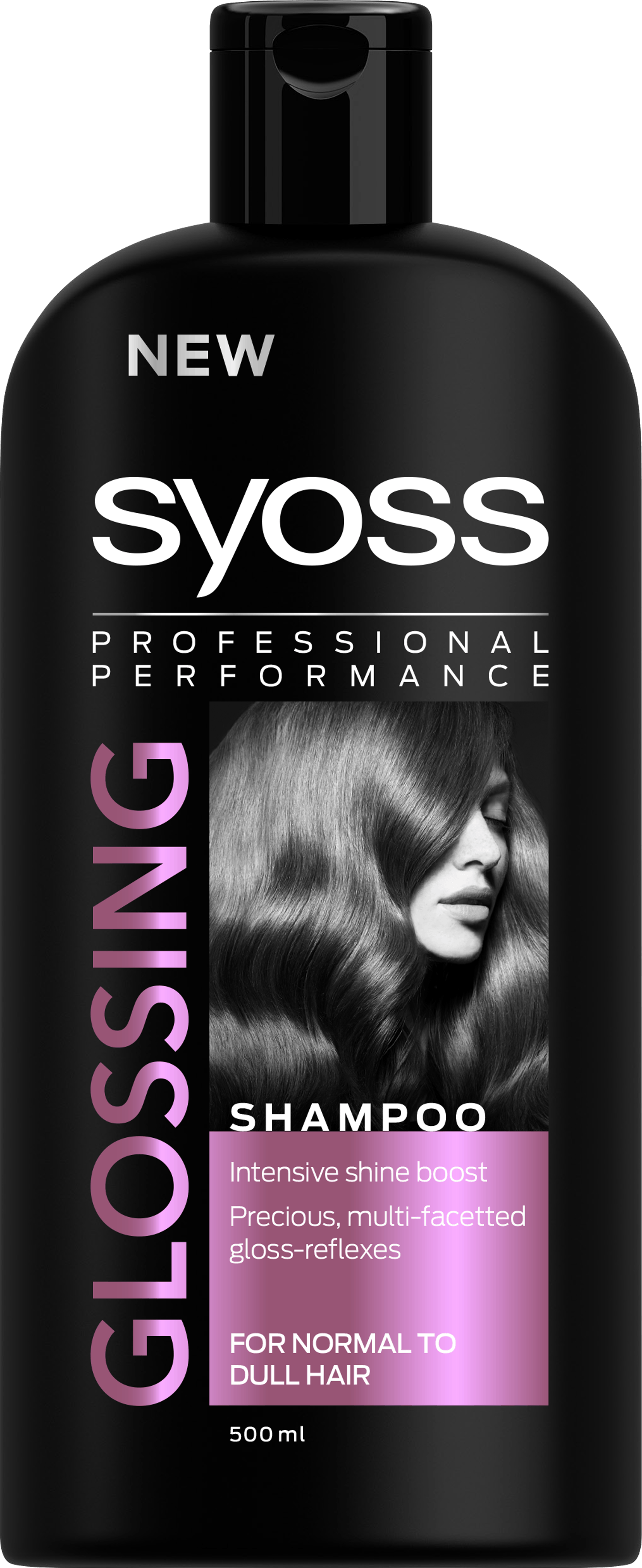 Syoss Glossing Shampoo