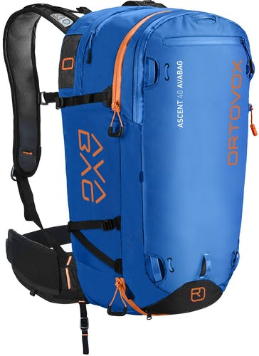 ORTOVOX Ascent 40 Avabag - zaino airbag