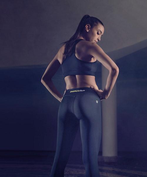 Alessia Maurelli indossa i Freddy Energy Pants