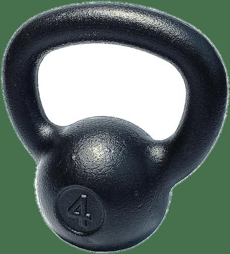 Get Fit Kettlebell - attrezzatura allenamento di forza