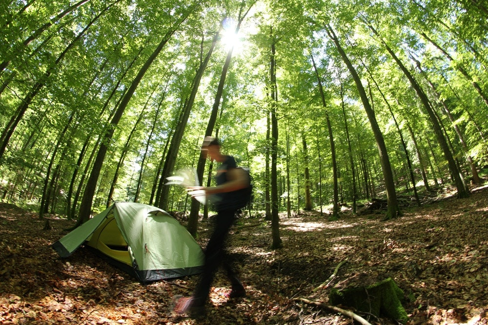 Trekking-Camps-Schwarzwald