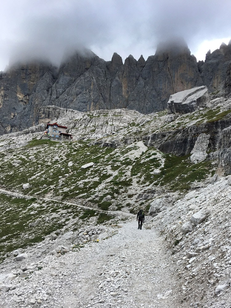 Brenta-Bocchette-Klettersteig