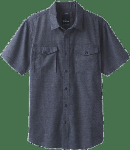 PRANA Merger - camicia maniche corte - uomo