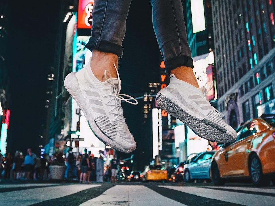 adidas pulseboost white