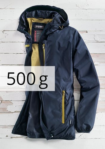 Klepper Travel Jacke