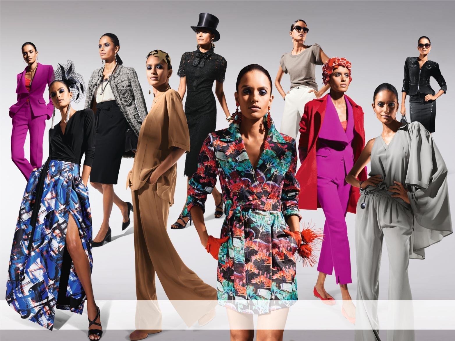 Wir sagen DANKE für vier wunderbare Modejahrzehnte!