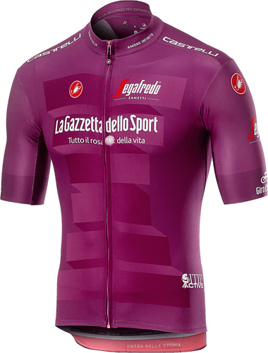 Maglia Ciclamino Giro d'Italia 2019