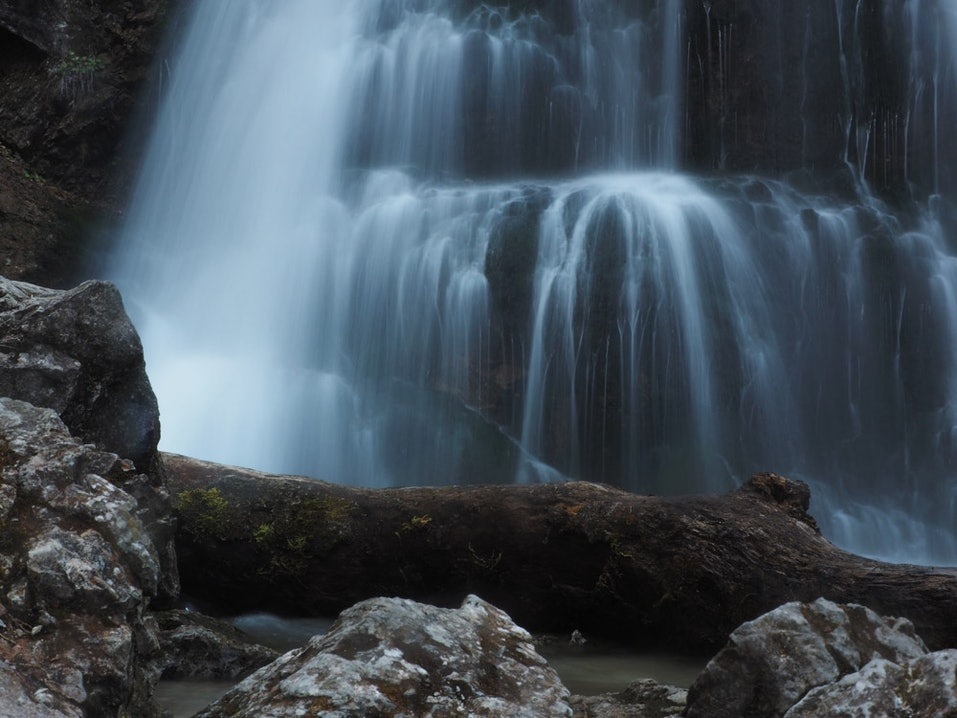 Josefstaler Wasserfall