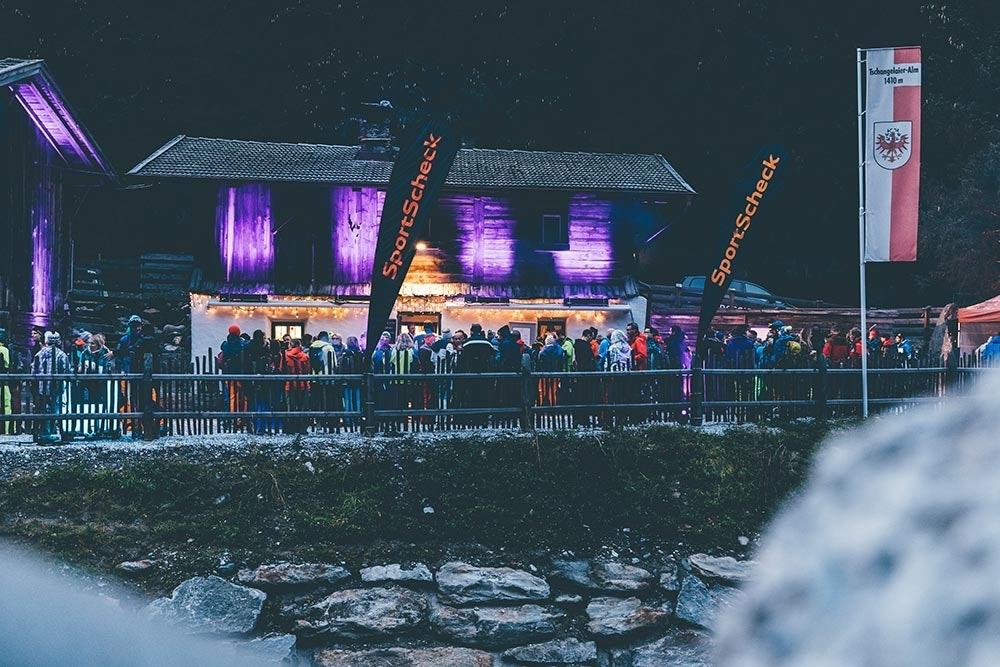 Apres Ski Party beim Gletscher Testival
