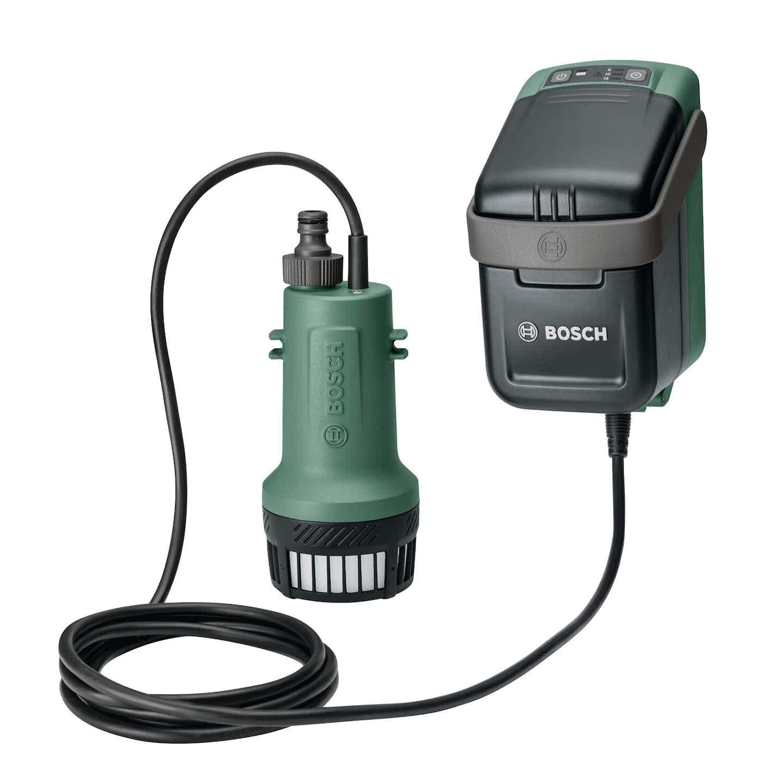 Bosch Akumulátorové zahradní čerpadlo GardenPump 18