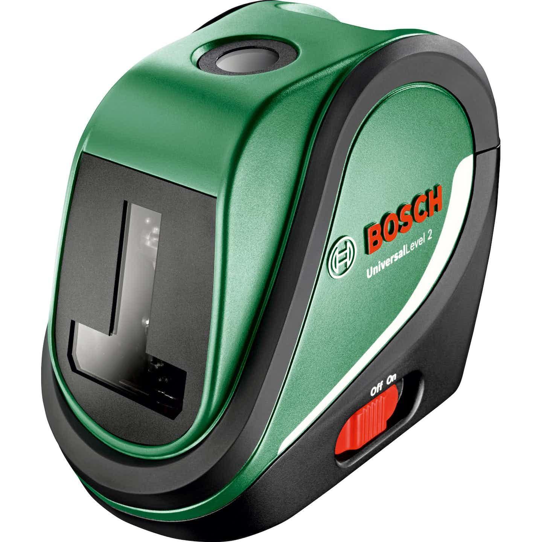 Bosch Křížový a čárový laser UniversalLevel 2