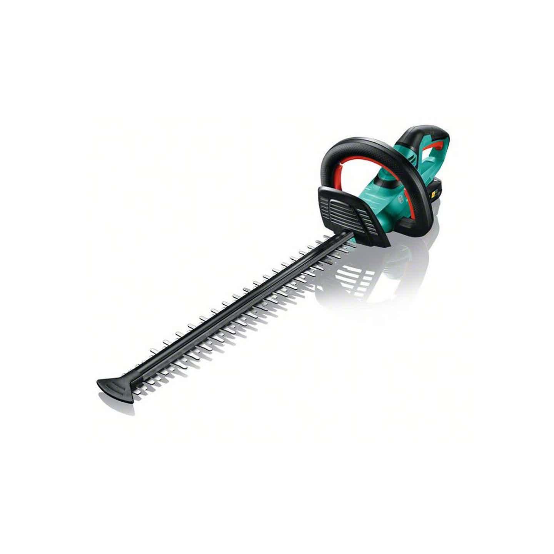 Bosch Akumulátorové nůžky na živý plot AHS 50-20 LI, 2x 18 V