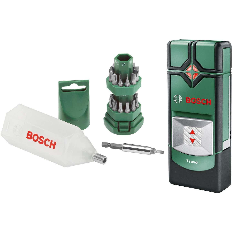 Bosch Digitální lokalizační přístroj Truvo vč. 25dílné sady bitů