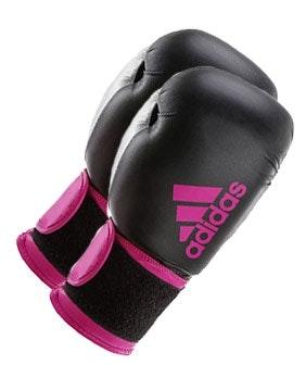 Adidas Boxhandschuhe pink
