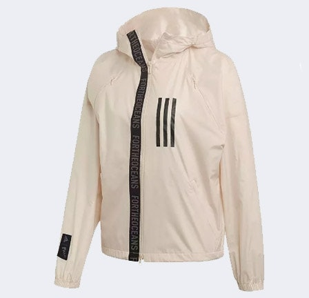 adidas Parley Jacke save the oceans