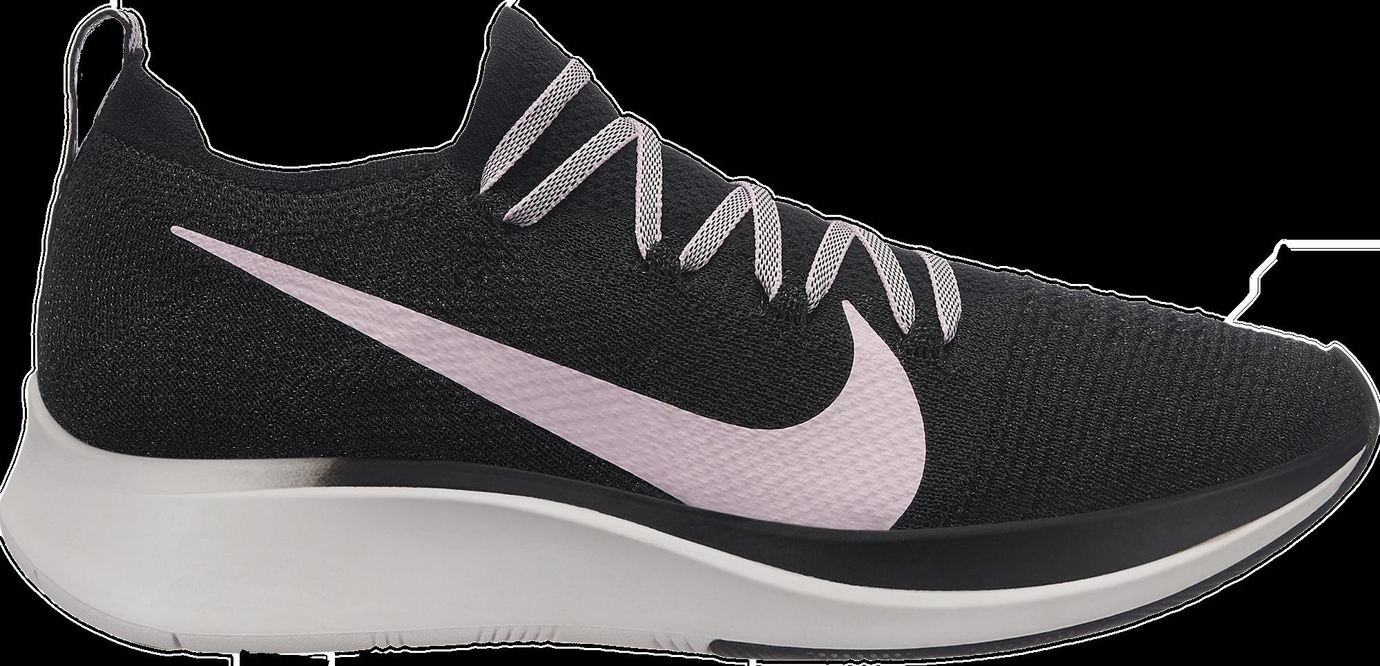 Zoom Fly Flyknit Nike Wettkampf-Laufschuhe Damenmodell