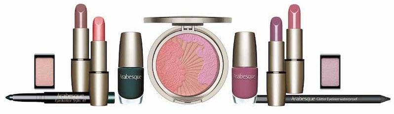 Die Herbst und Winter Make-up-Farben von ARABESQUE Dandylicious