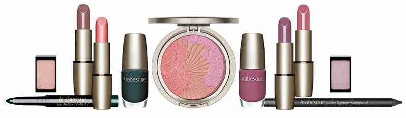 Make-up Trend-Farben von ARABESQUE