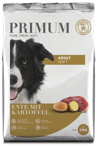 Primum - Trockenfutter - Soft Ente mit Kartoffel (getreidefrei)