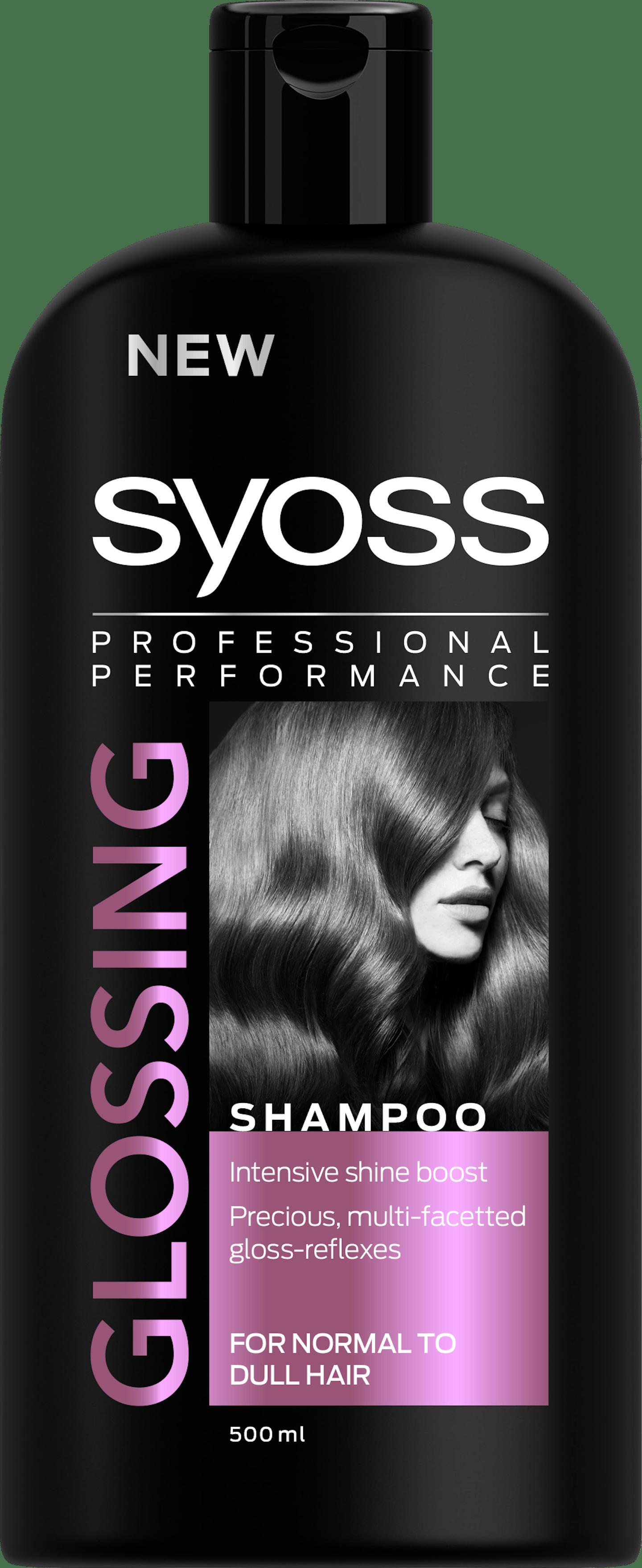 Syoss Glossing Shampoo