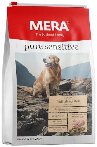 Mera Trockenfutter Pure Sensitive Senior Truthahn & Reis