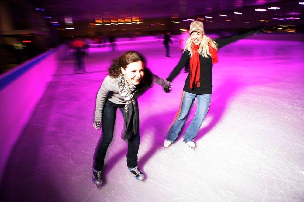 Olympia-Eissportzentrum