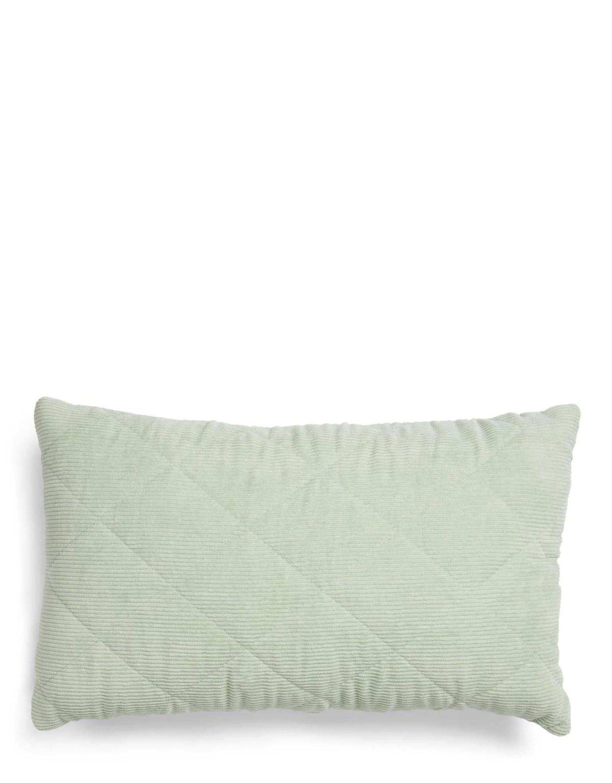 ESSENZA Billie Frosty mint Cushion 30 x 50