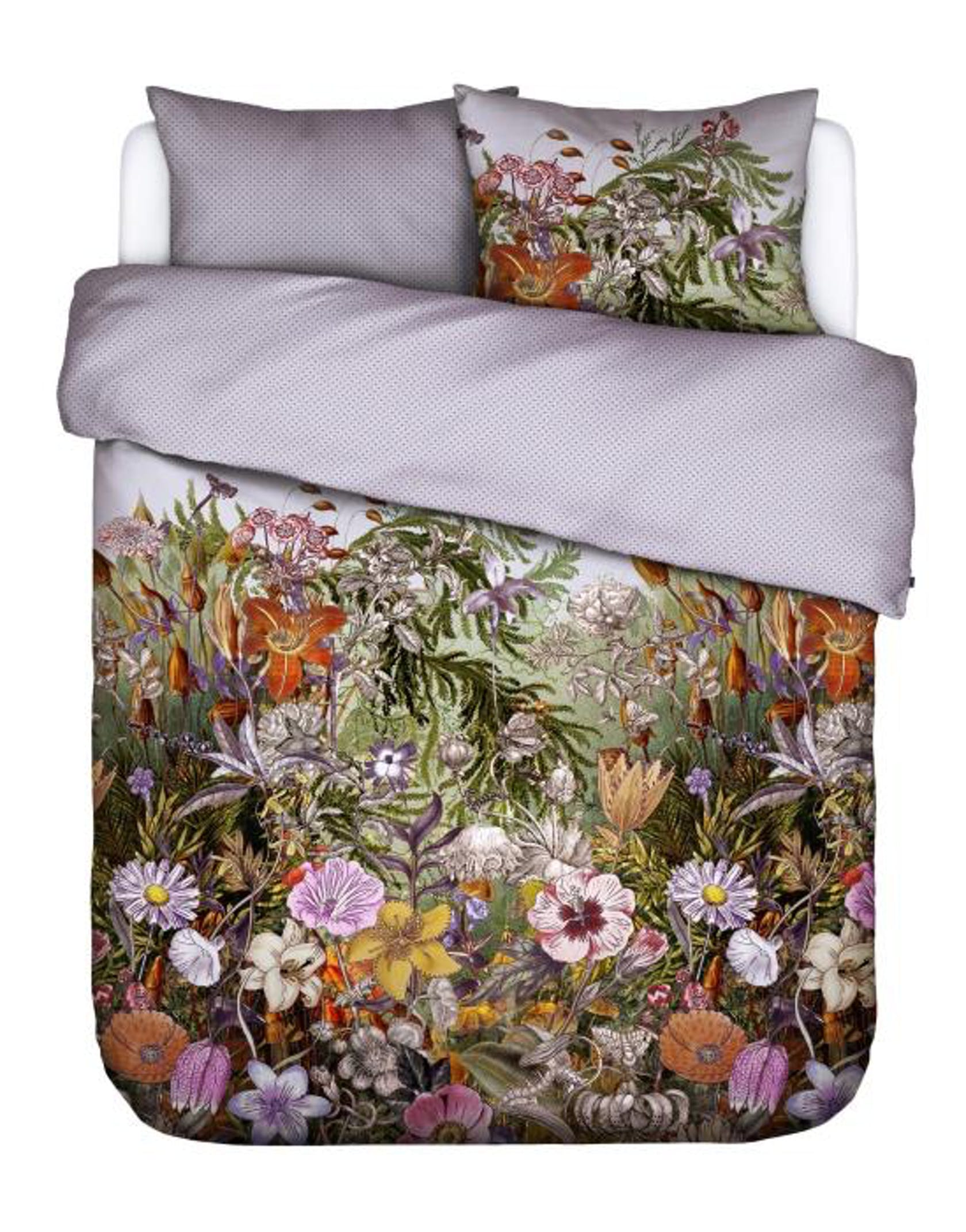 ESSENZA Annelinde Duvet cover Lilac 240 x 220