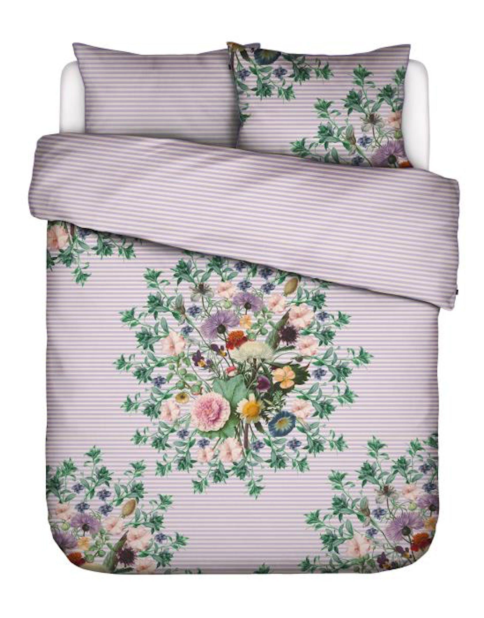 ESSENZA Amelia Duvet cover Lilac 240 x 220