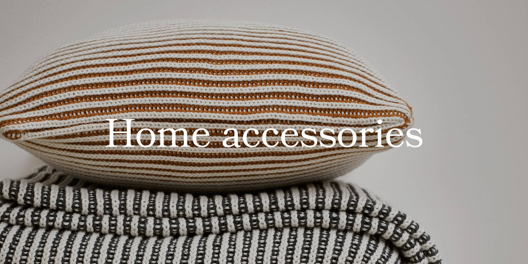 MARC O'POLO home accessories