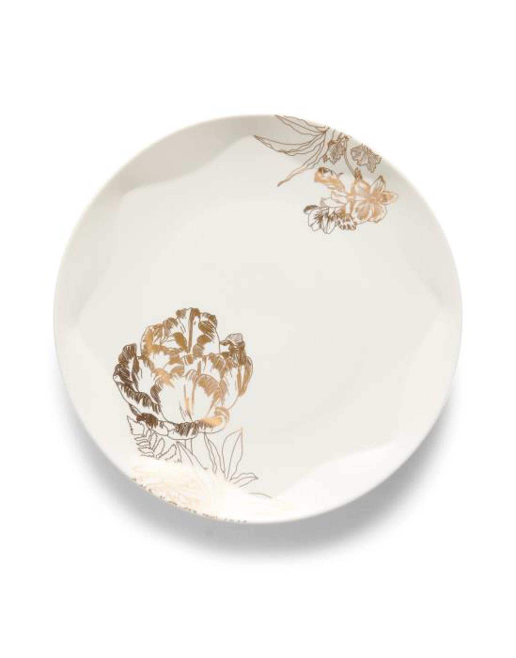 ESSENZA Masterpiece Off white Cake plate 17