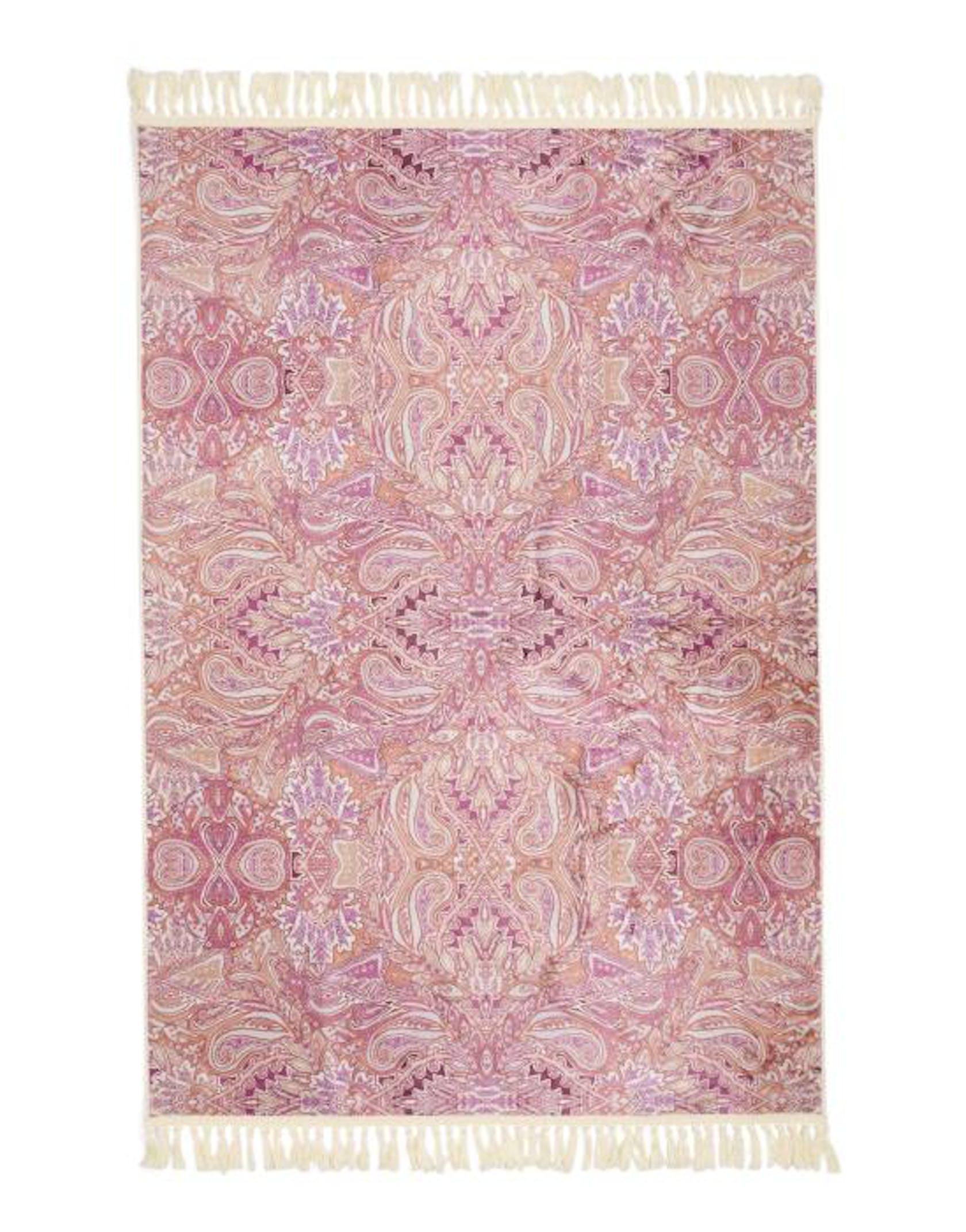 ESSENZA Boheme Rabarber Carpet