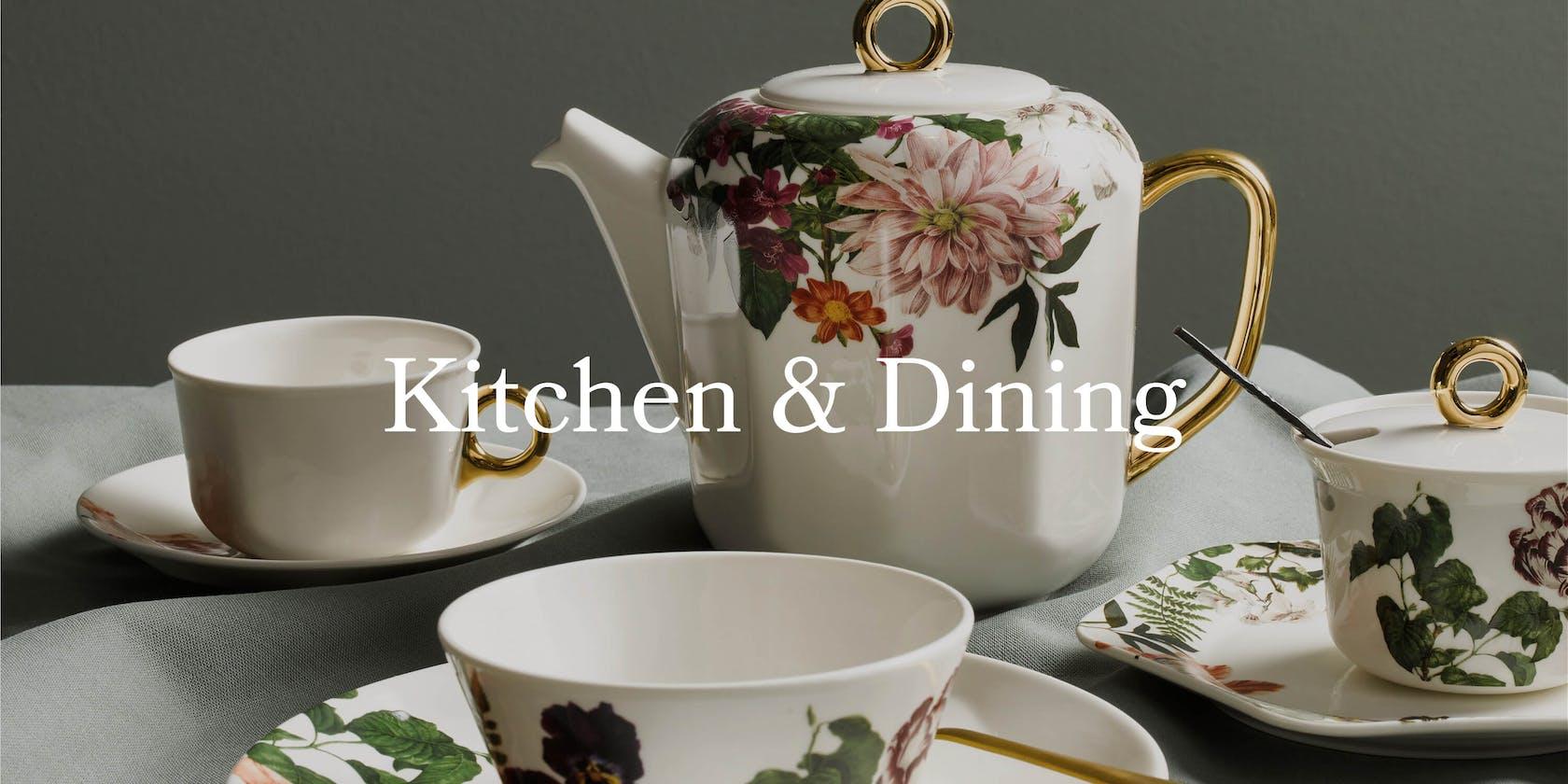 ESSENZA Kitchen & dining