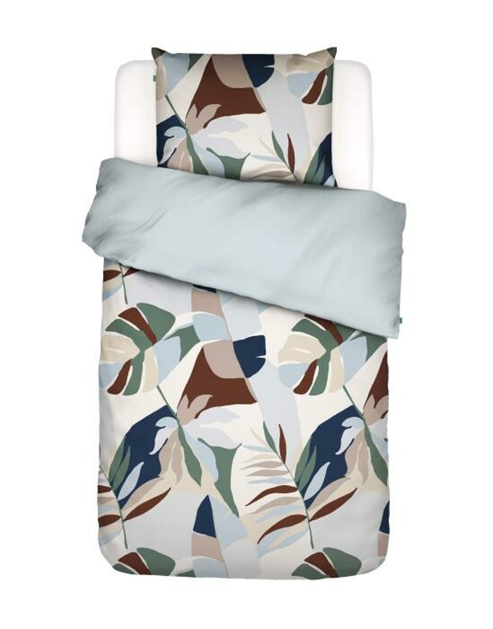 Covers & Co Leaf me alone Multi Duvet cover 135 x 200