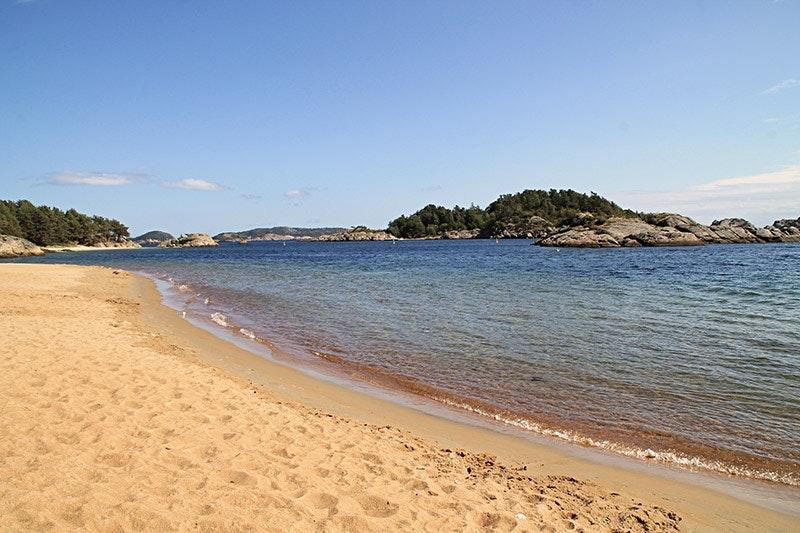 An der Südküste. Irgendwie wie Korsika... nur kühler.