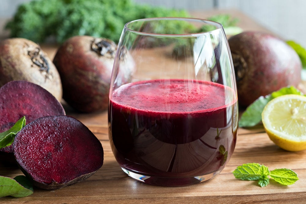Rote Beete Saft