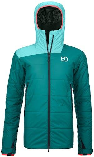 Ortovox Swisswool Zinal Jacket W's - giacca isolante - donna