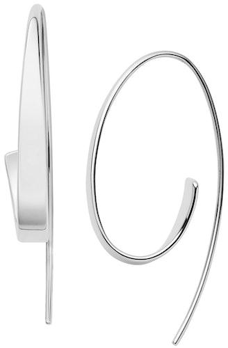 Ces Boucles d'oreilles SKAGEN sont en Acier