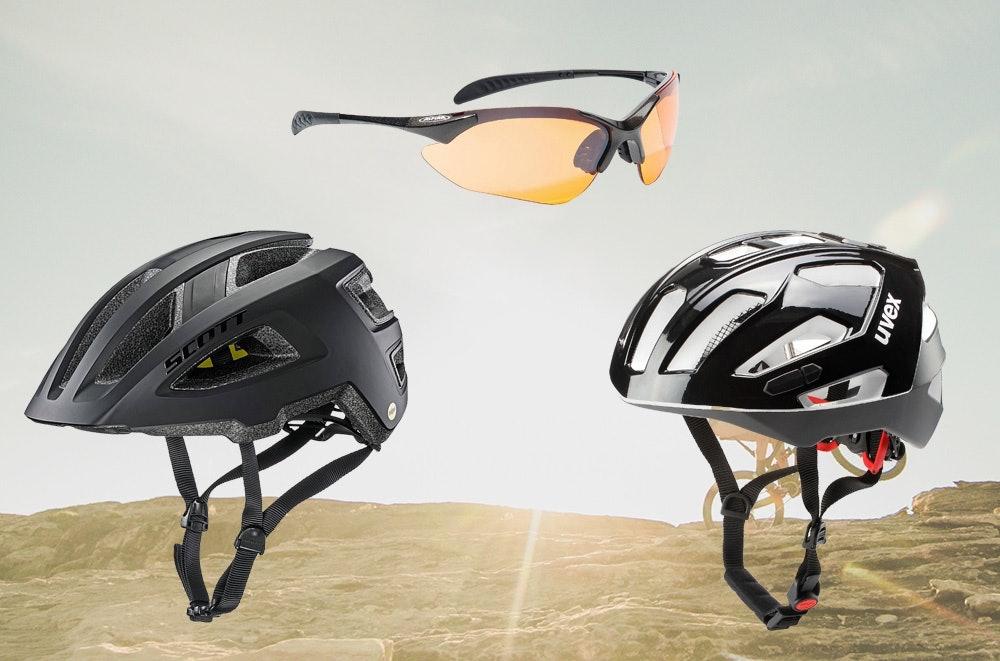 Der richtige Helm beim Mountainbiken