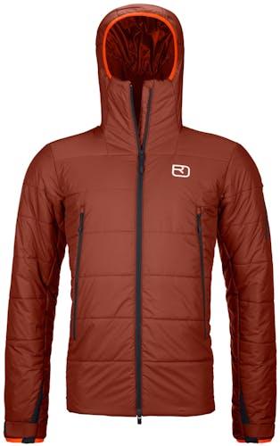 Ortovox Swisswool Zinal Jacket - giacca isolante - uomoOrtovox Swisswool Zinal Jacket - giacca isolante - uomo