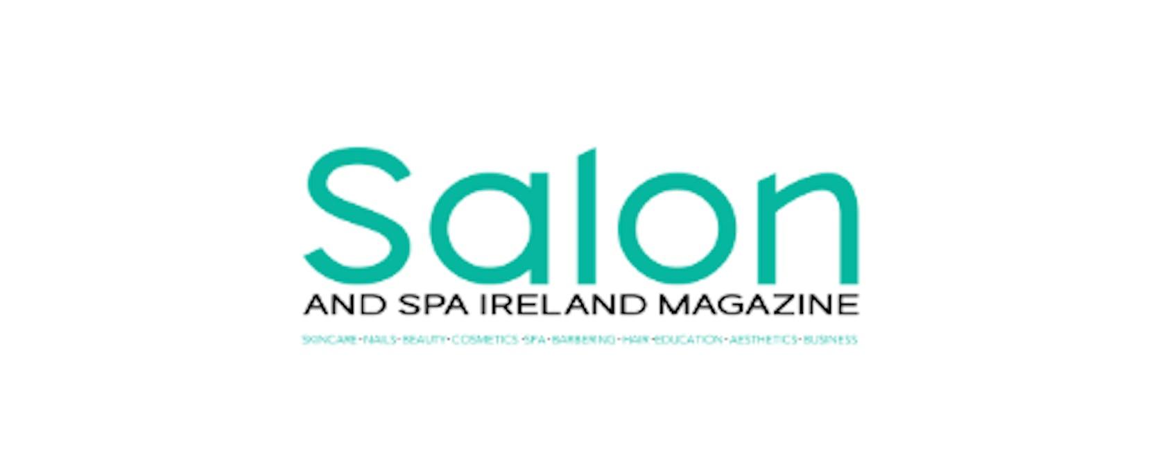 Salon and Spa Ireland Magazine Logo