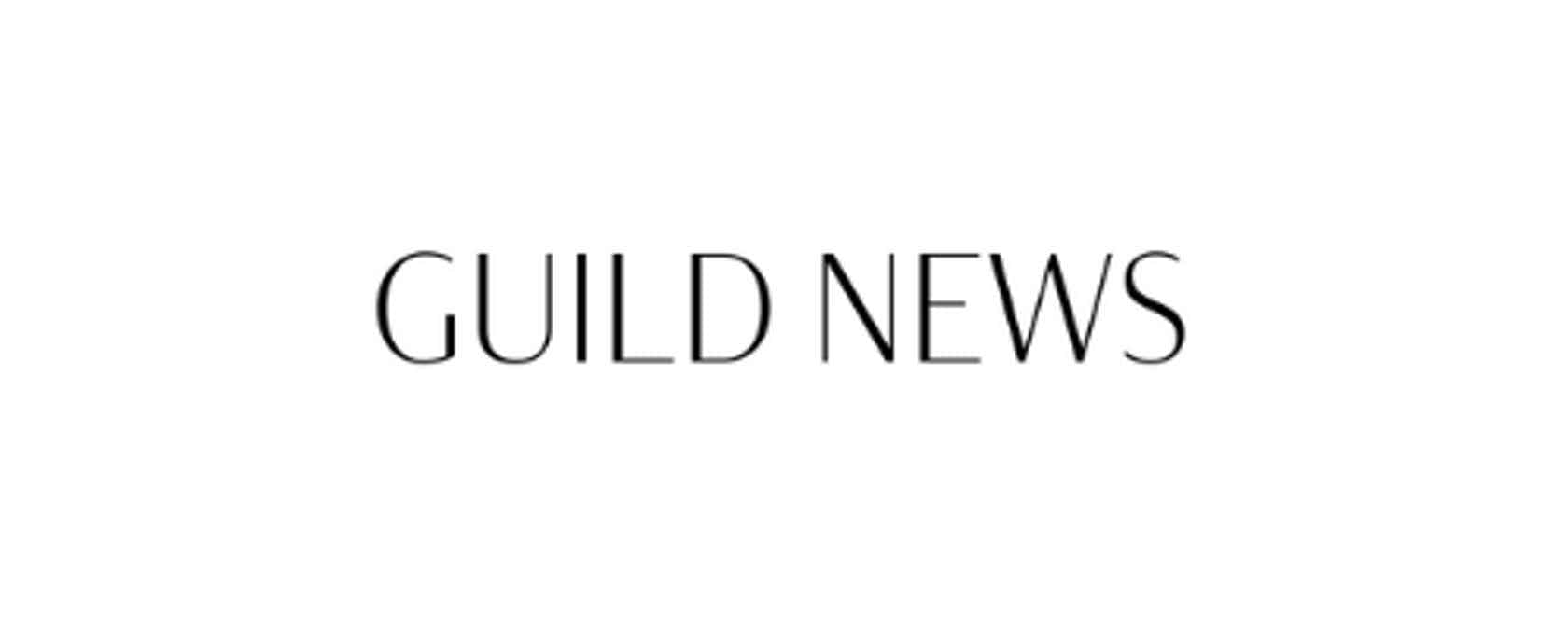 Guild News Logo