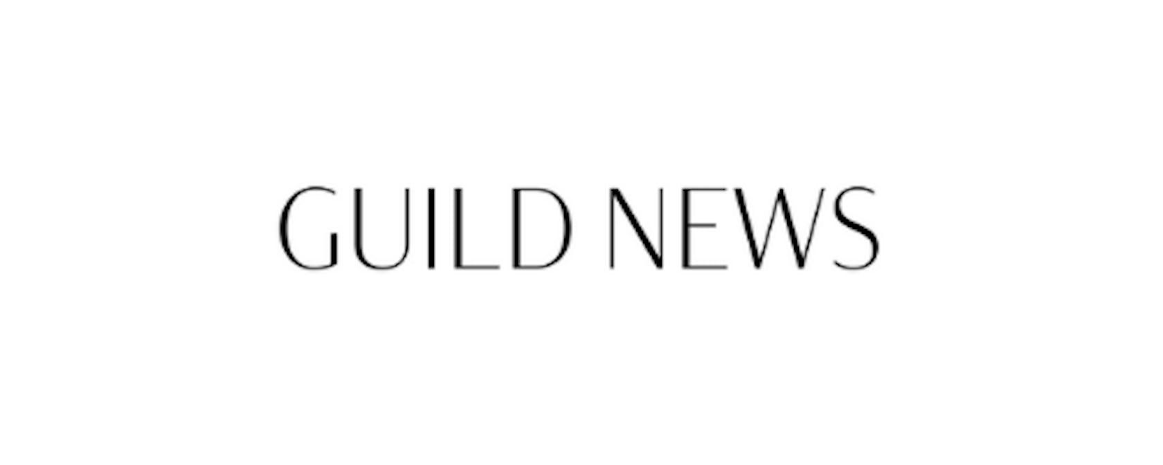 Guild News Logo