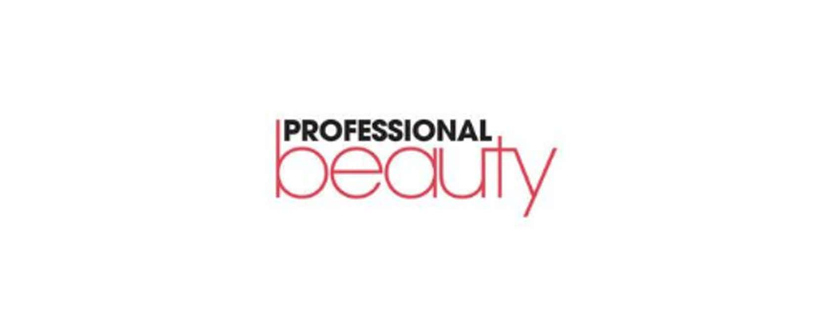 Professional Beauty Logo
